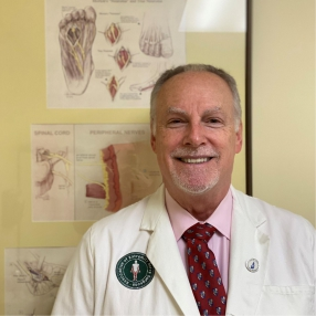 Cottage Hospital Welcomes Dr. James P. Wilton, Podiatrist to Rowe Health Center featured image